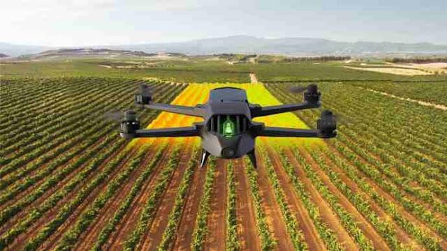 Tunisie: lancement du déploiement de drones pour améliorer la productivité agricole à Sidi Bouzid