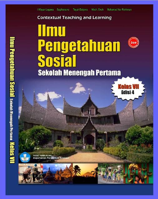 Download Buku Siswa KTSP SMP dan MTs Kelas 7 Ilmu Pengetahuan Sosial
