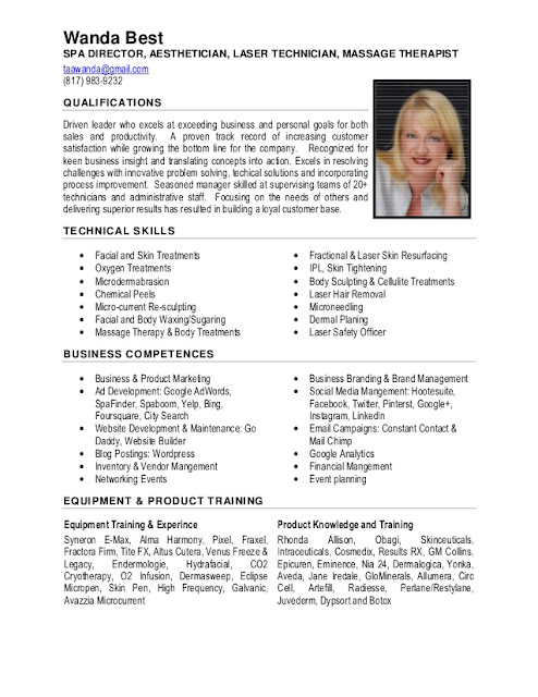 create resume with no job experience