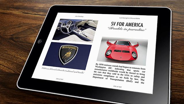 Veloce publishing automotive stuff lamborghini miura 50th an error occurred fandeluxe Choice Image