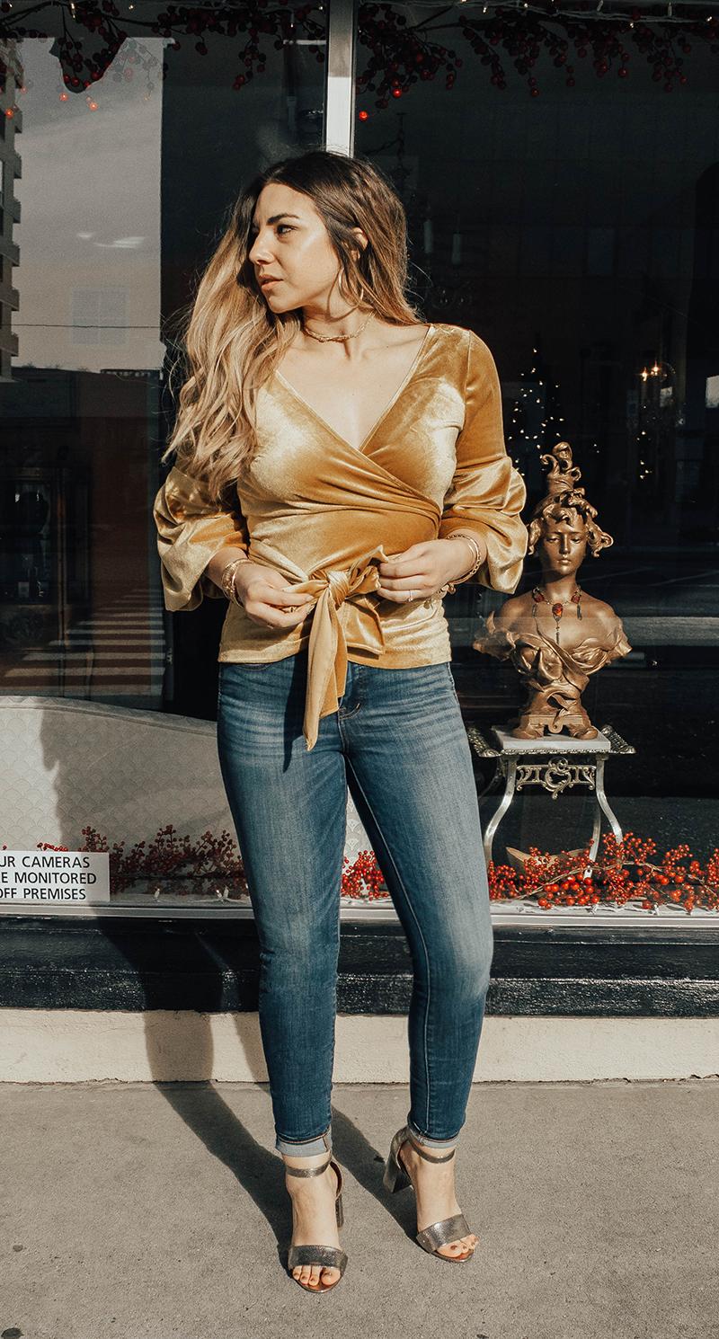 lauryncakes fashion blogger, lauryn hock blog, velvet trends