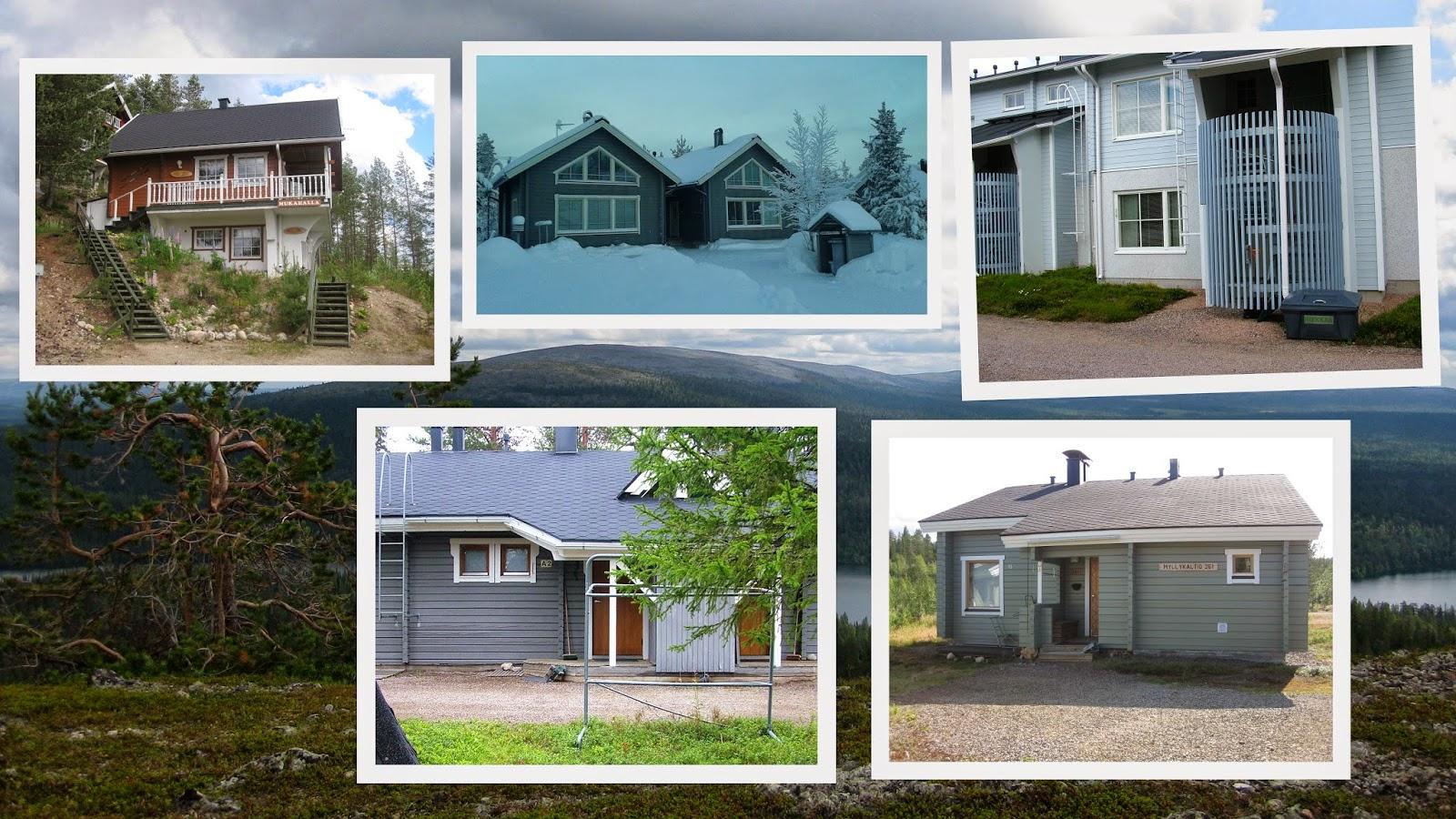 Myytävät loma asunnot äänekoski