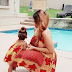 Zari and her daughter stun in matching khanga outfits