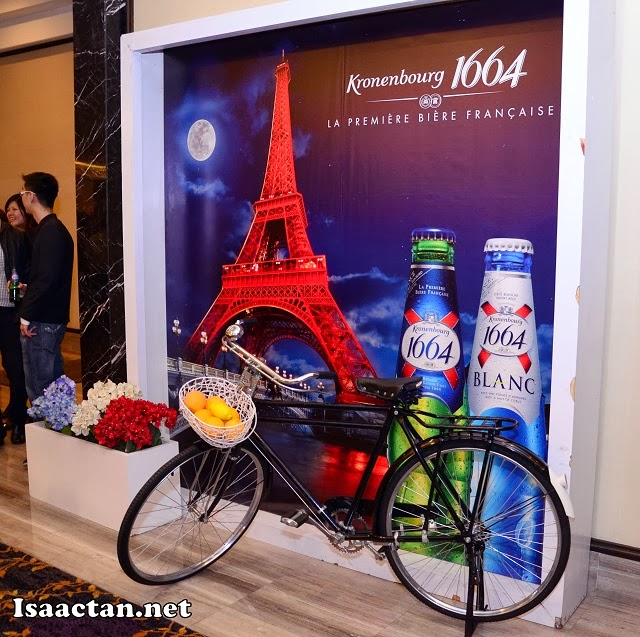 Kronenbourg 1664 L'Aperitif Fashion Grand Finale 2013