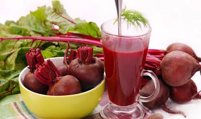 Estudo aponta que o suco de beterraba  ajuda a manter o cérebro em perfeito funcionamento