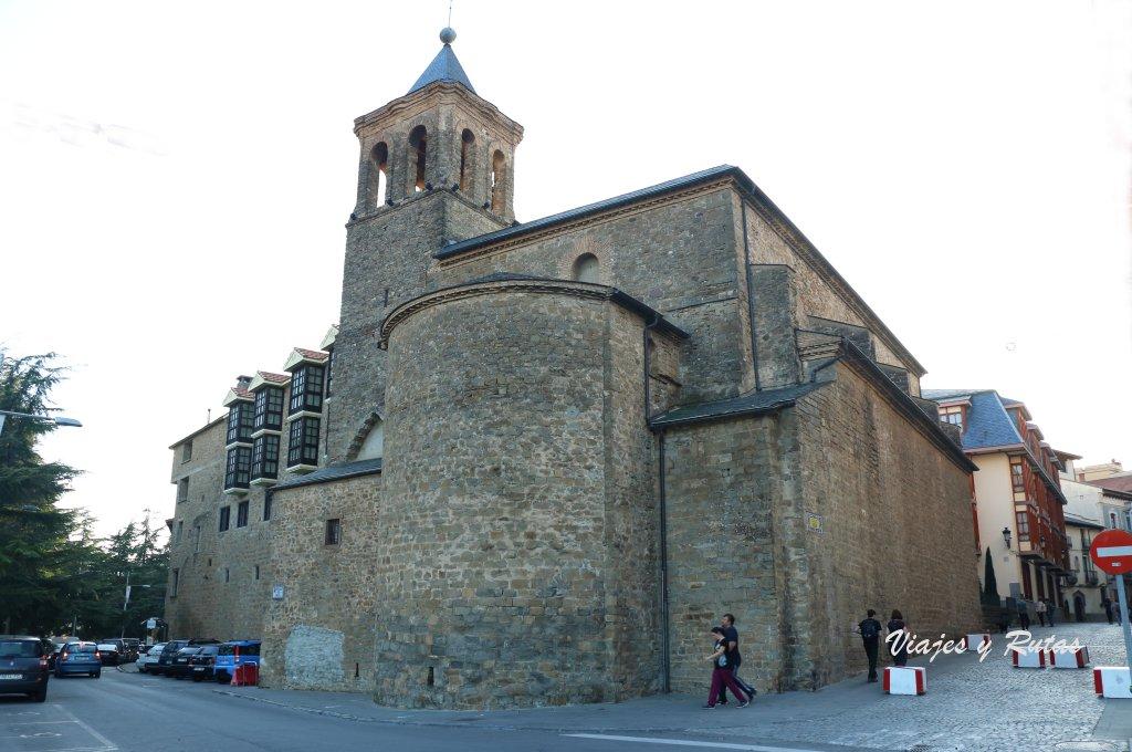 Monasterio de las Benedictinas - Santa Cruz