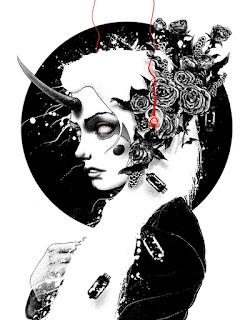 ilustratorka Nikita Kaun