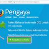 Cara Mudah Ganti Bahasa Mozilla Firefox ke Bahasa Indonesia