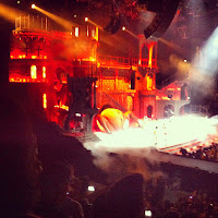 Lady Gaga - Born This Way Ball Tour live in Milan