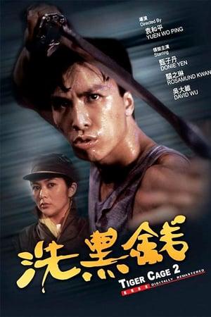 Tiger Cage 2 (1990) Dual Audio 720p BluRay x264 [Hindi + Chi] ESubs