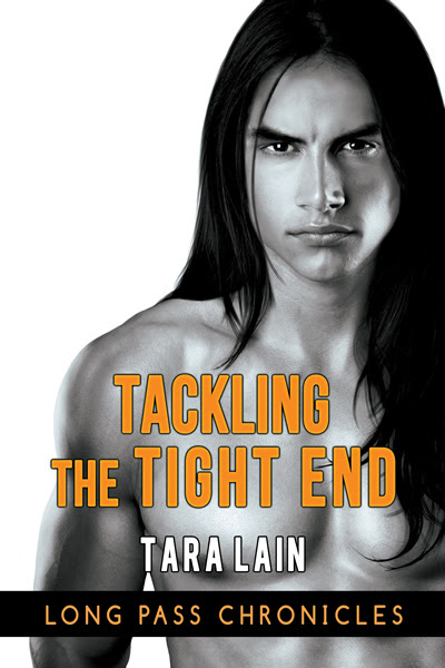 Tackling The Tight End by Tara Lain Cover Reveal