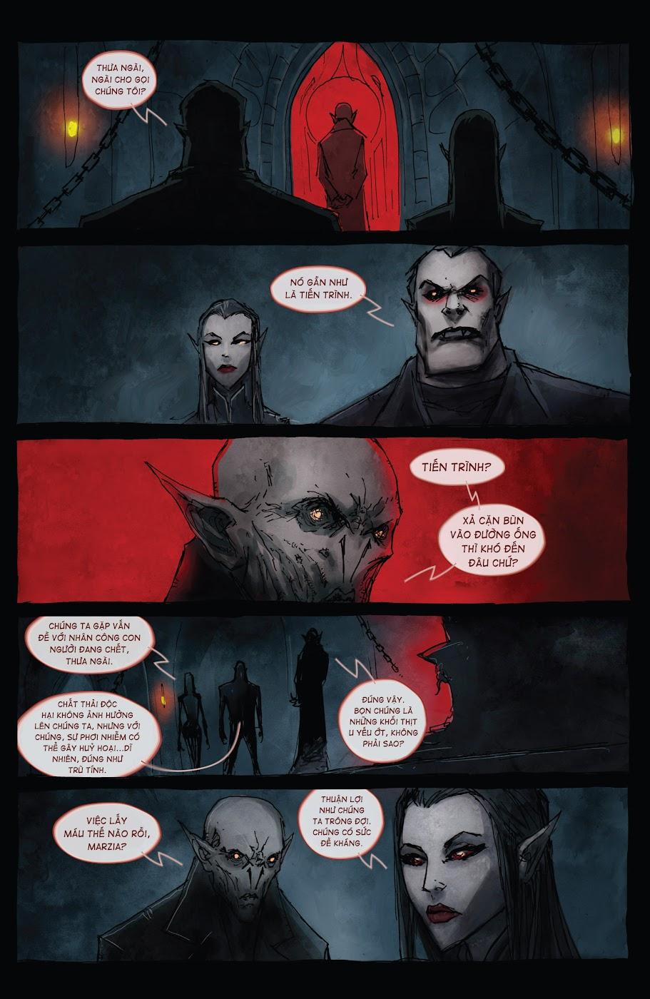 Broken Moon chương 2 trang 11