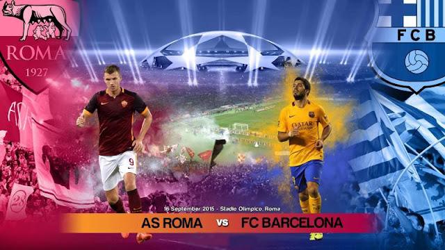 Jelang Roma vs Barcelona, Srigala Ibukota Siap Amankan Poin