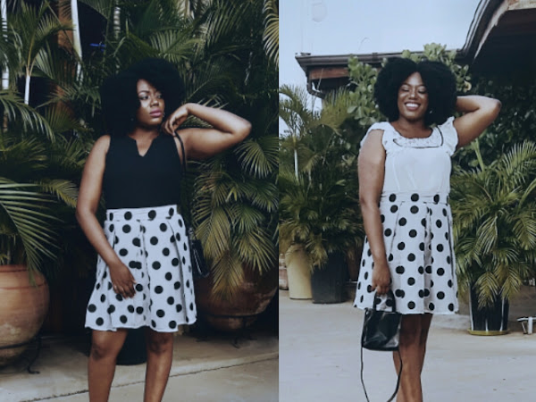 #OOTD: Polka Dots In Two Ways