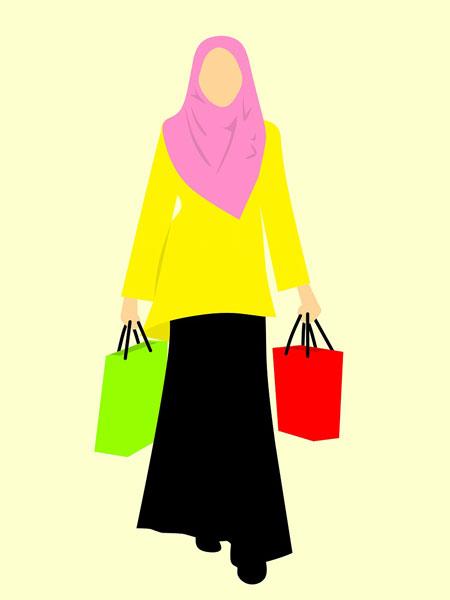 busana muslimah sebagai konsep mode masa kini