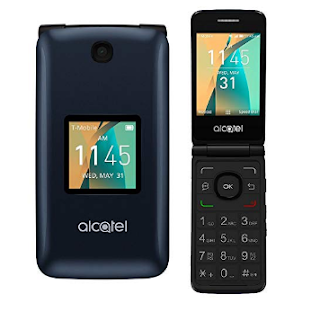 Cara Flash Alcatel Go Flip 4044N Dengan PC Via QFIL, Tested Sukses 100%