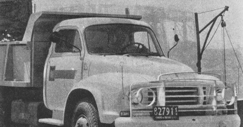 Archivo de autos: Bedford, un camión inglés en Argentina