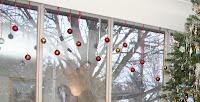 Christmas decor for widows