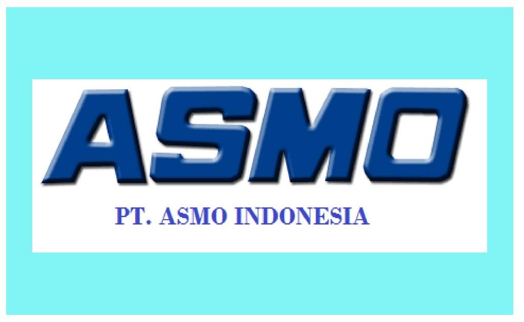 Lowongan Paling Terbaru PT.Asmo Indonesia Cikarang 2018
