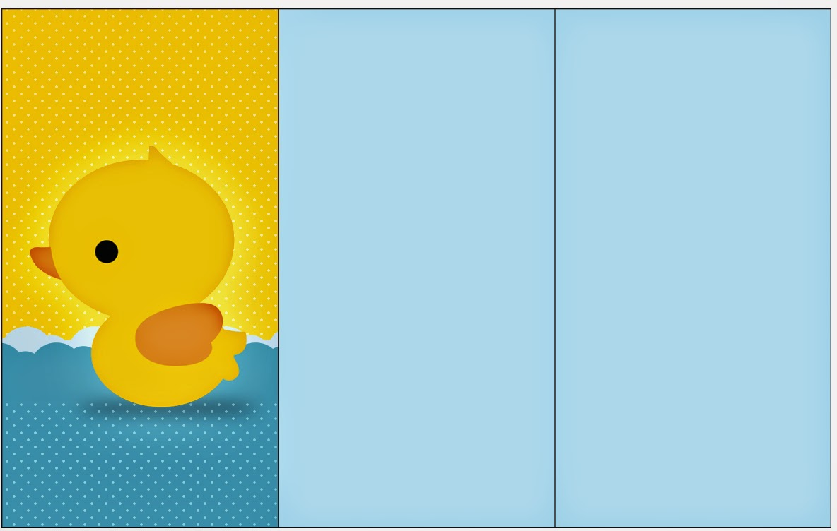 Rubber Ducky Free Party Printables Oh My Fiesta In