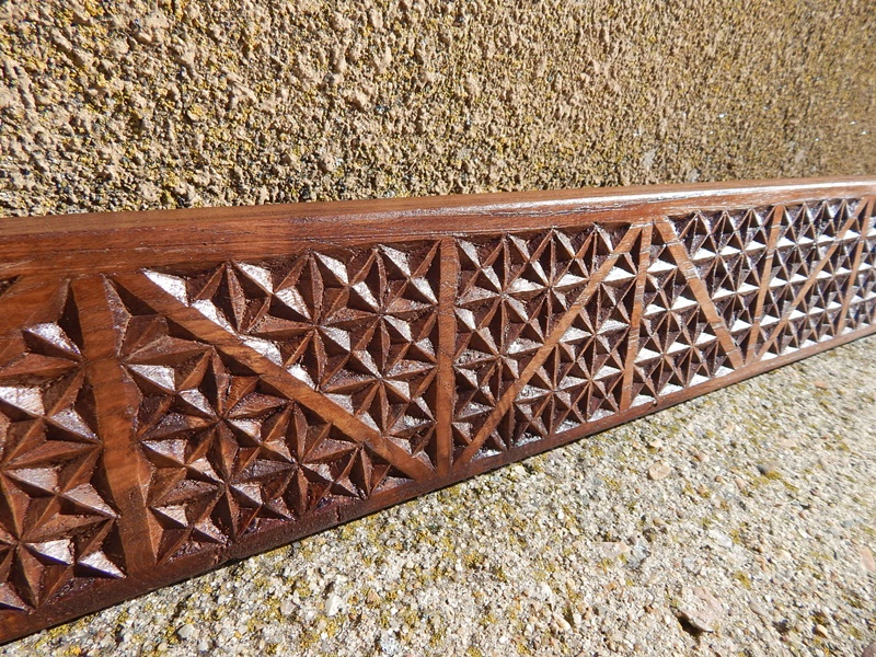 Cenefas talladas en madera - Cenefas para espejos ...