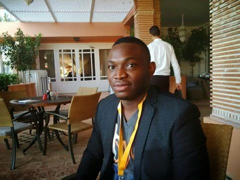 CHARLES IMMANUEL AKHIMIEN  NIGERIA 'S YOUNG, FINEST AND CREAM SOCIO-PRENEUR