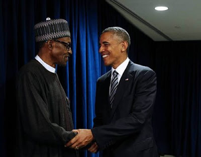 , President Obama commends Buhari's economic reforms, Latest Nigeria News, Daily Devotionals & Celebrity Gossips - Chidispalace