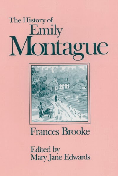 Lily Oak Books: The History Of Emily Montague By Frances