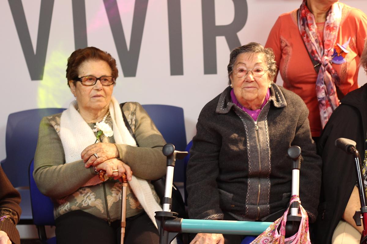 Residentes en la Fundación Miranda