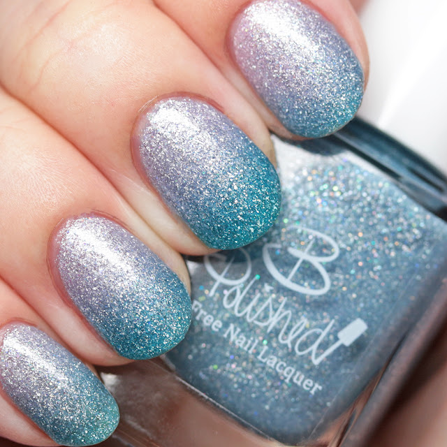B Polished Nail Lacquer Bubblicious