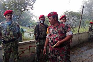 Komandan Kokam : Dibawa Densus 88 Terbunuh, Disandera Abu Sayyaf Selamat - Commando