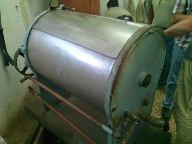 מכונה במכון איילון