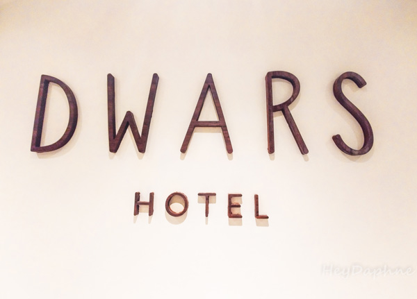 Hotel Dwars Amsterdam : Check in hotel dwars amsterdam hey daphne en
