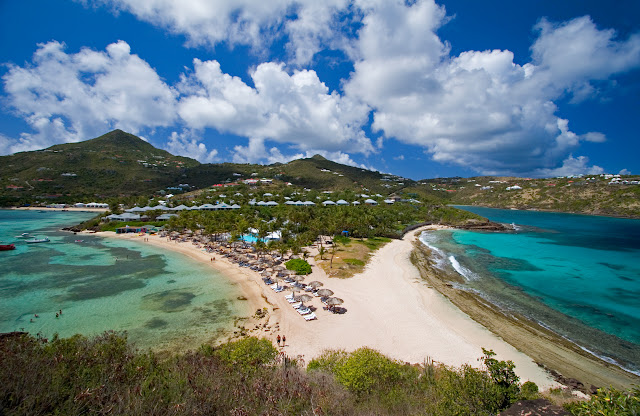 romantic anniversary getaways in st barts
