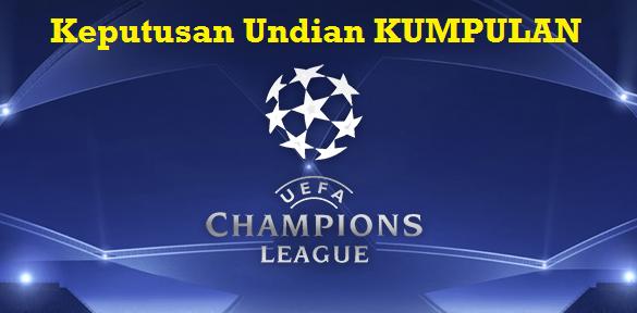 UEFA Champions League 2016 Peringkat Kumpulan