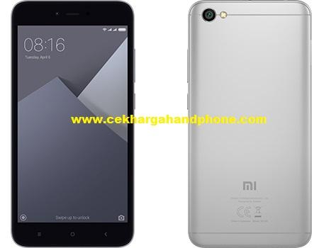 Smartphone Redmi Note 5A Android 8.0 Oreo Murah Dan Terbaik