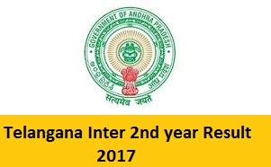 Telangana Inter 2nd year Result 2017