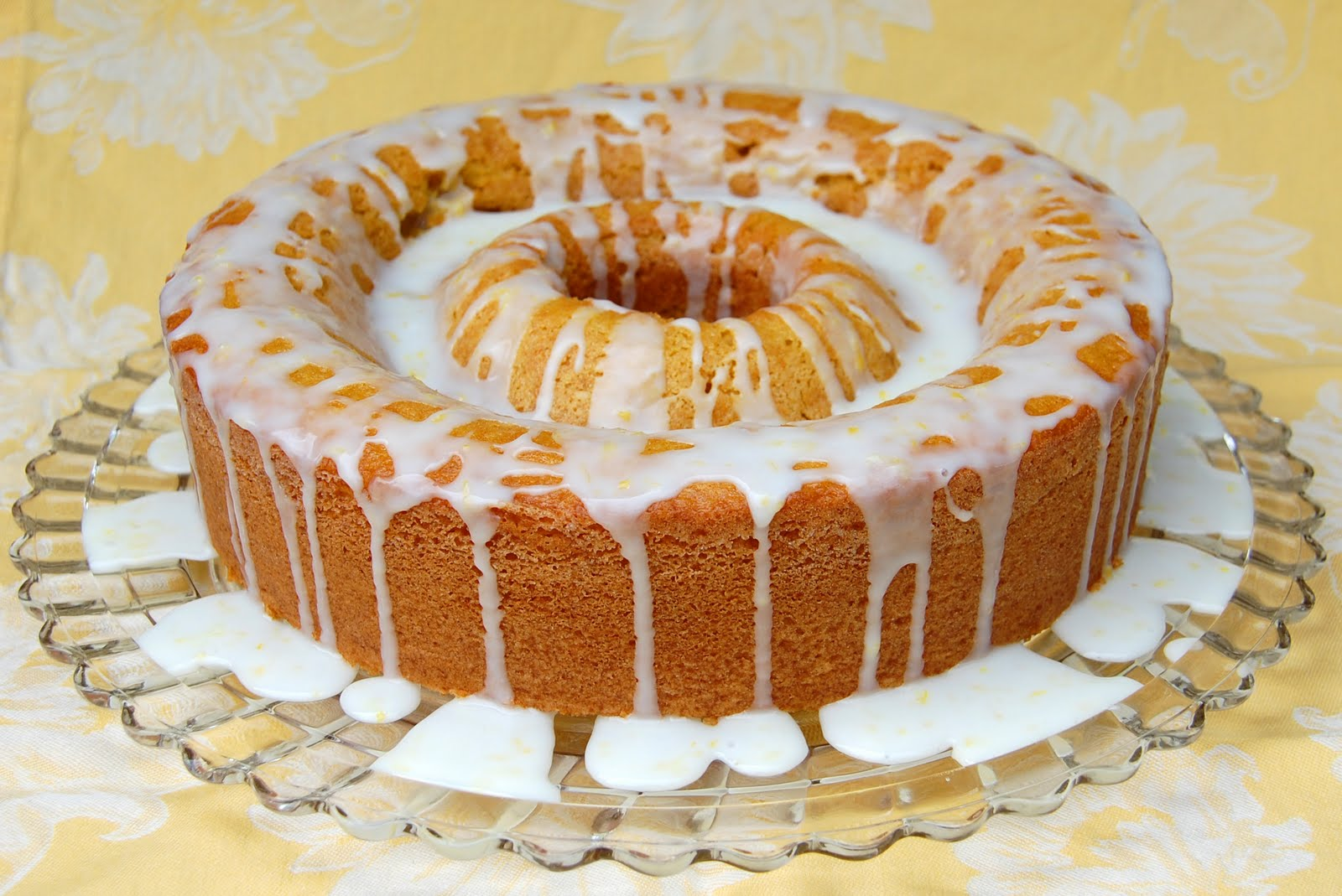 Southern Lady S Recipes Apricot Nectar Cake