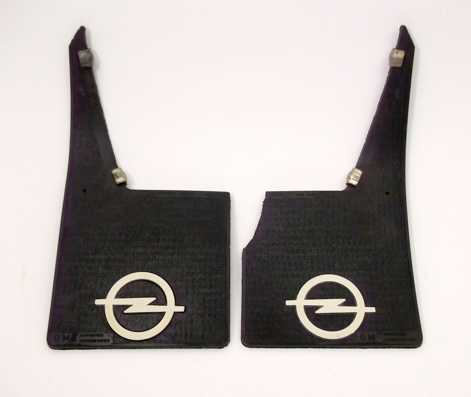 small resolution of for sale opel manta a series rear mud flaps 15