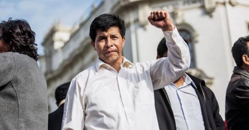 Pedro Castillo del SUTE Bases Regionales se alía con Gregorio Santos de Cajamarca (Análisis - Caretas.pe)