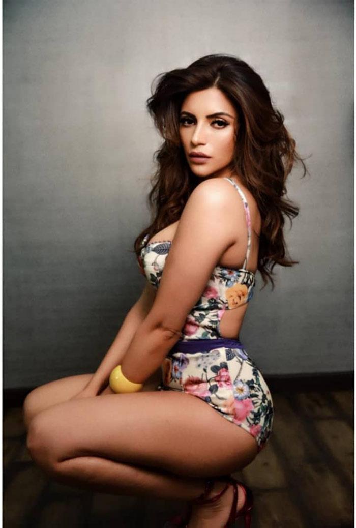 Shama Sikander Posed In Bikini, Shama Sikander's Super Hot Photos!