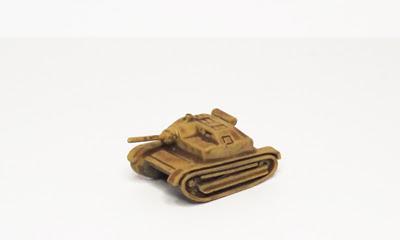 POL20   TKS tankette, 20mm gun
