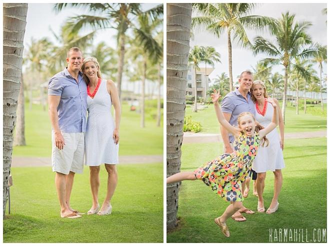 Beach Portrait in Maui