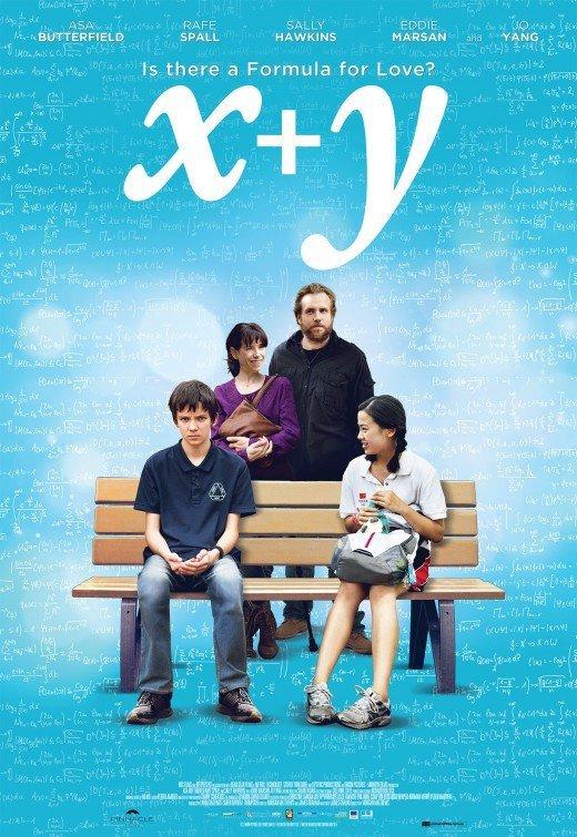Trí Tuệ Thiên Tài - X+Y / A Brilliant Young Mind (2015)