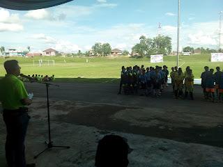 Pertama, Piala Suratin U-15 Digelar di PALI