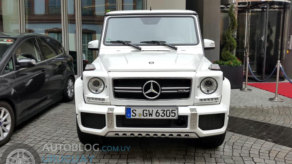 Contacto I Express I Mercedes Benz Clase G Autoblog Uruguay