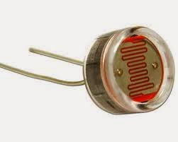 Sensor Optik Light Dependent Resistor (LDR)