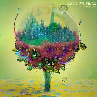 Carousel Kings - Charm City (2017) - Album Download, Itunes Cover, Official Cover, Album CD Cover Art, Tracklist