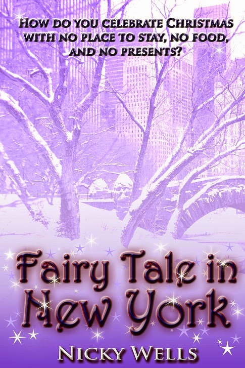 Fairytale in NY cover