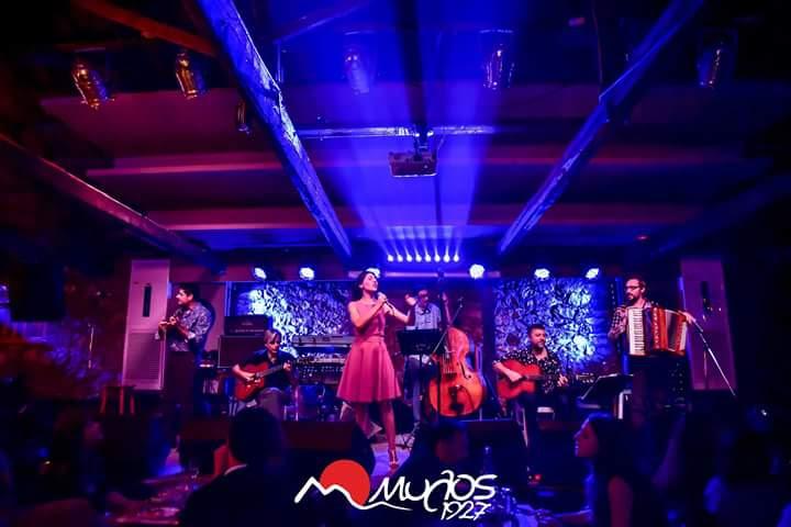 Η εμφάνιση των GADGO DILO στη σκηνή του ΜΥΛΟΥ - Οι καλύτερες στιγμές τους (ΦΩΤΟ)